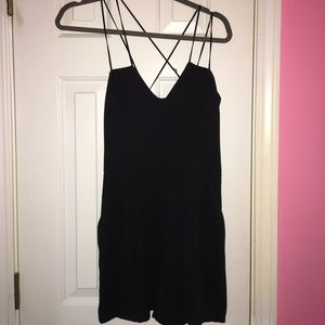 Strappy Express Romper