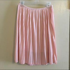 Mossimo Dresses & Skirts - Mossimo brand pink accordion style skirt