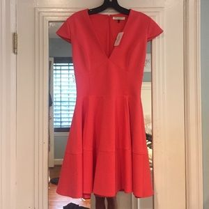 Halston Heritage Dresses & Skirts - Pink/coral brand new Halston Heritage dress