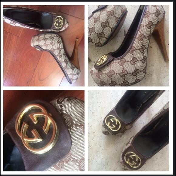 c9bf798b5fc Gucci Shoes - ❤️Gucci pumps shoes red bottom platform high heels