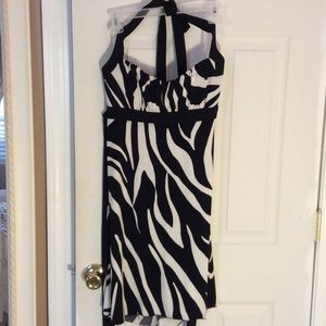 Speechless Dresses & Skirts - ✨Fun Dress in Zebra Pint!✨✨