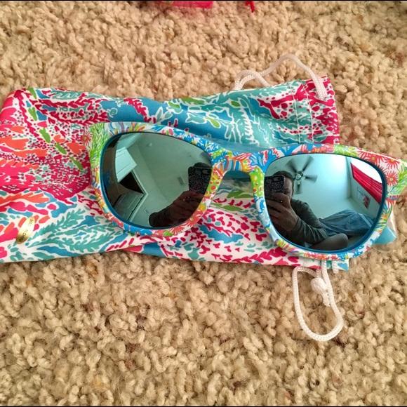 c6c03017f1 Lilly Pulitzer Maddie Sunglasses