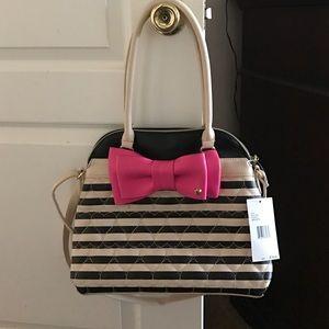 BNWT- Betsey Bow Bag
