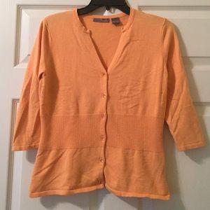 kersh Sweaters - Kersh 3/4-sleeve Cardigan