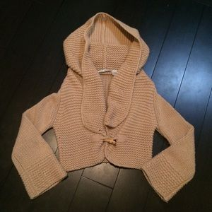 Autumn Cashmere Sweaters - Unique, soft, & cozy sweater with hood