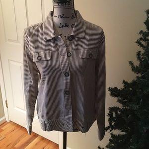 Christopher & Banks Jackets & Blazers - Ladies Jacket