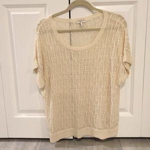 Joie linen blouse