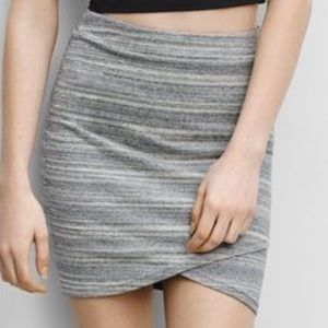 Aritzia Dresses & Skirts - Aritzia grey bodycon skirt