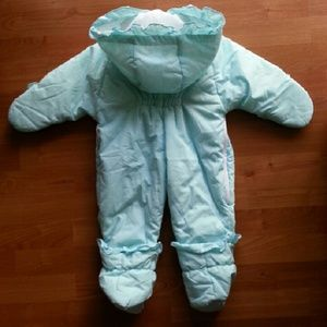 Other - Winter puffy body suit 0-6 months