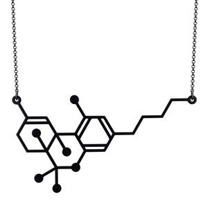 BESTSELLER🌟420 Molecule Necklace