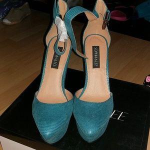 Sophia & Lee Shoes - Wedges