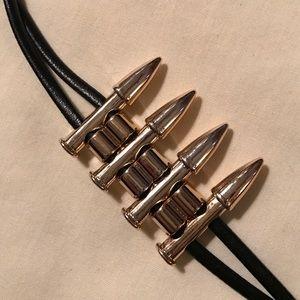 Jewelry - Gold bullet bracelet
