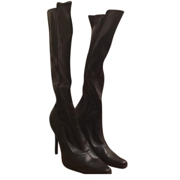 18149b38d6720 Chinese Laundry Shoes - Chinese Laundry Faith Black Stiletto Boots