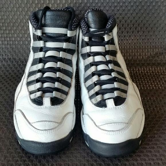 Jordan Other - 1994 O.G Jordan 10 Steel Retro