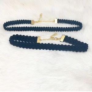 Jewelry - Little Black Choker Bundle