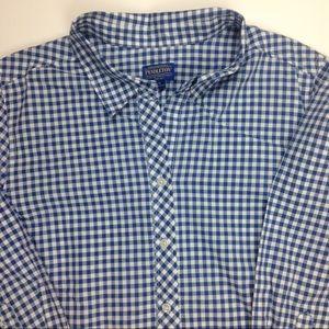 NWOT Pendleton gingham shirt