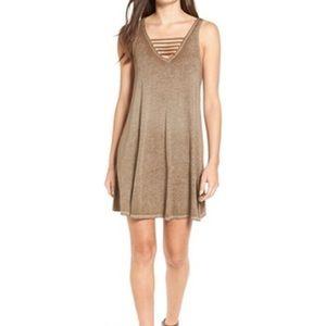 Socialite Dresses & Skirts - SALE!! Socialite strappy tank dress