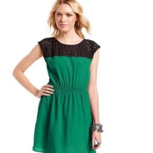 BeBop Dresses & Skirts - Blue and black BeBop dress size M great condition