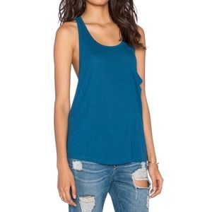 Free People Tops - Free People hot pocket tank in twilight