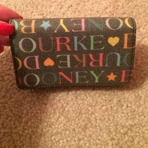 Dooney & Bourke Wallet/ Clutch