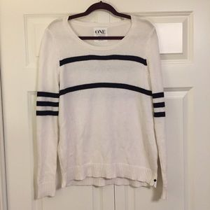 One Teaspoon Stripe Sweater
