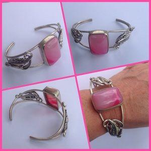 Jewelry - Pink Botswana Bracelet