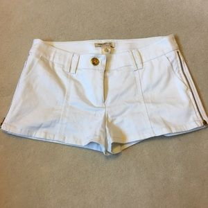 Arden B White Shorts