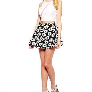 濾LAST CHANCE Daisy Skater Skirt