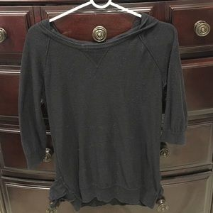Women's Juicy Couture black top.