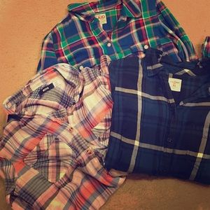 Flannel Bundle
