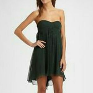 HAUTE HIPPIE | Silk Party Dress