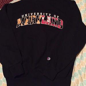 Sweaters - UMD Terps Spirit Wear
