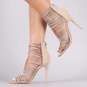 Shoe Republic LA Elastic Straps