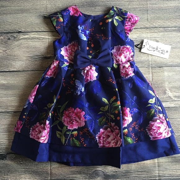 Pippa & Julie Other - NWT Pippa & Julie Floral Selina Dress