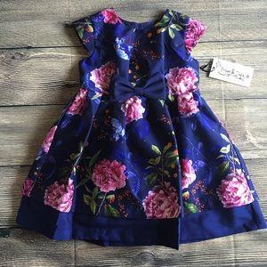 Pippa & Julie Dresses - NWT Pippa & Julie Floral Selina Dress