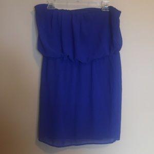 City Triangles Dresses & Skirts - Blue Dress