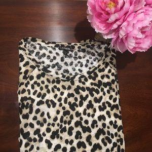 Express Tops - 🎉HP🎉Cute Animal Print Blouse