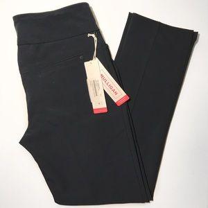 Mulligan Pants - Navy Mulligan Golf Ankle Pants