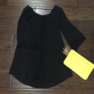 astr Dresses & Skirts - ASTR black dress SMALL