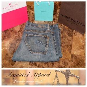 """James Jeans Denim - James Jeans Bootcut Classic Jeans 30"""" inseam"""