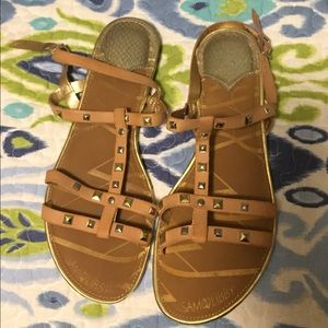 Sam & Libby sandals with studs