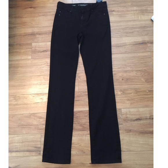 31% off Liverpool Jeans Company Denim - Liverpool Black Jean Pants