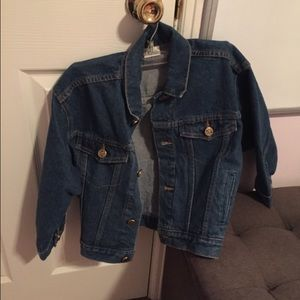 sons au verso Other - Boys jacket