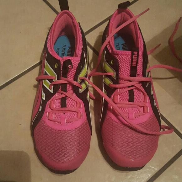 2522ee8cf4e7ba Puma running eco ortholite running shoes
