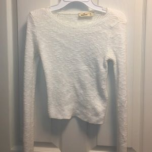 House of Holland Sweaters - Cute cream Hollister crop sweater