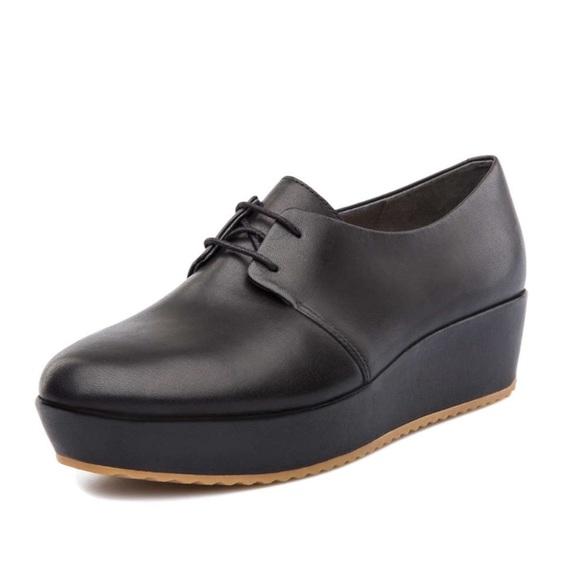 df9ca3149 Camper Shoes - Camper Laika Oxford Bootie Platform Flatform Shoes