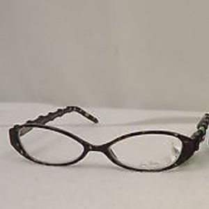  NWT VERA BRADLEY Reading Glasses & Case 