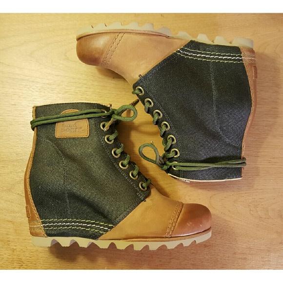68fa30edd85 Sorel s 1964 Premium Wedge Boot