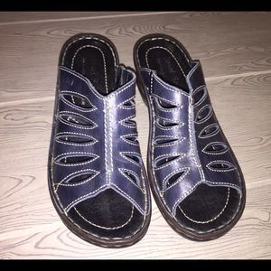 Josef Seibel Shoes - Josef Seibel Black Sandal