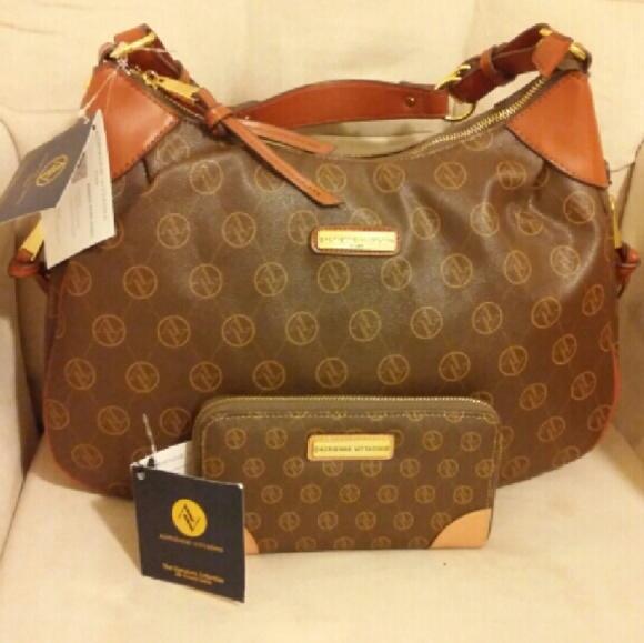 Adrienne Vittadini Luggage Bags Adrienne Vittadini